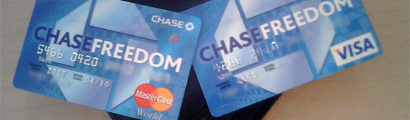 Chase Freedom Rewards Card