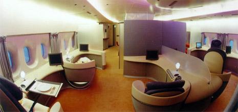 Mmm... A380 first class concept
